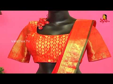 Fantastic Hand Embroidary Lehengas Collections | Fashion Designs | Navya | Vanitha TV