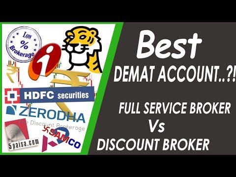 BeST BROKERAGE FIRM IN INDIA   FREE DEMAT ACCOUNT ✔✔   FULL SERVICE BROKERAGE   HD