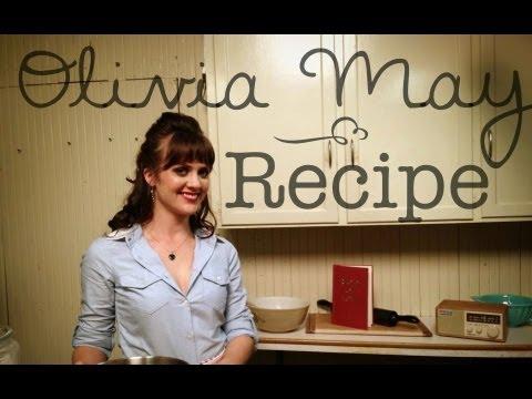 Olivia May - Recipe