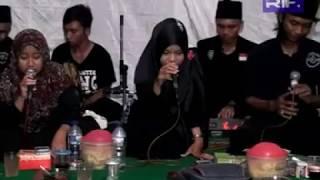 Full Qomarun+Tasbih+Ahmad Ya Habibi+An Nabi Shollu Alai'+Ya Asyiqol Musthofa - Rebana RAMA SINTA