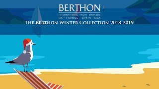 The Berthon Winter Collection 2018-2019 (on board Discovery 67 TILLY MINT)