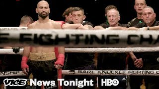 Bareknuckle Boxing amp The World39s Favorite Opioid VICE News Tonight Full Episode