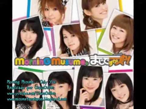 Morning Musume - Only You (Lyrics)
