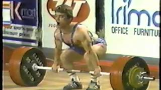 1986 World Cup Weightlifting Championship