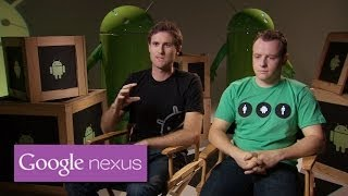 Nexus S: The Backstory