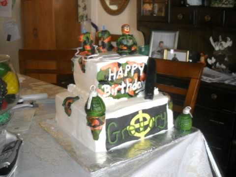 call of duty cake call of duty cake 2378