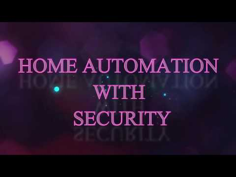 Home Automation With Security    Design Engineering Project    GTU
