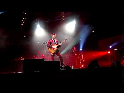Daniele Silvestri in concerto a Roma in Voglia di gridare