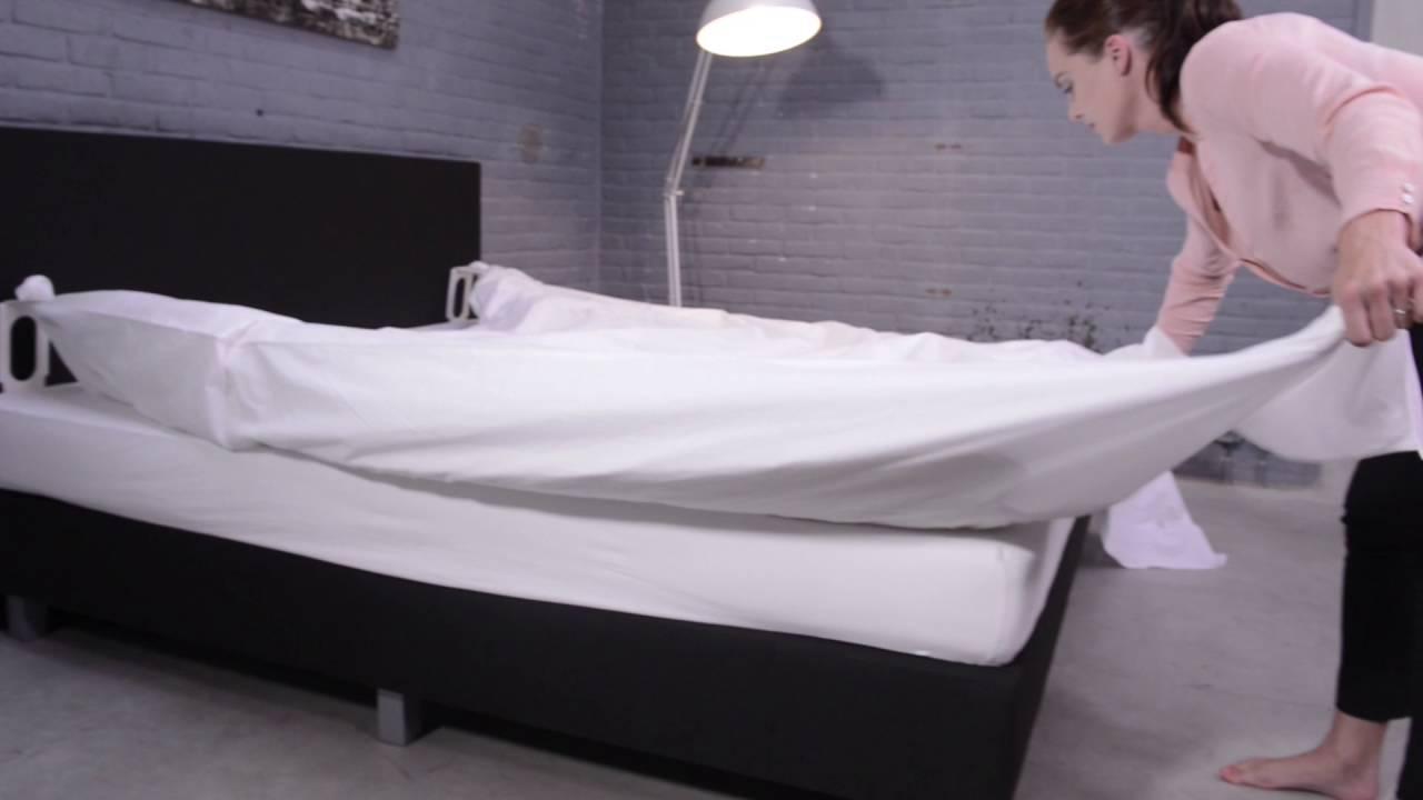 Mega Deal Boxsprings Bed Opmaak Hulp Youtube