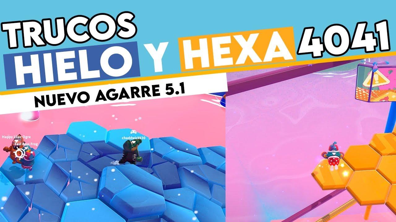 Trucos nuevos Hielo y Hexa 4041 | Shows Limitados.