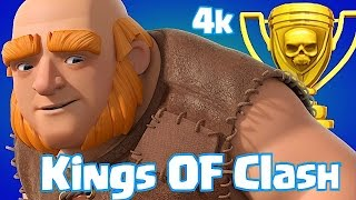 Clash Of Clans - LEADER-BOARD GAME-PLAYS! (Kings of Clash)