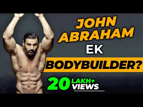 John Abraham Could He Be A Bodybuilder? | John Abraham Workout Bodybuilding
