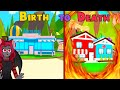 Gambar cover The BIRTH To DEATH Of Adopt Me! Roblox