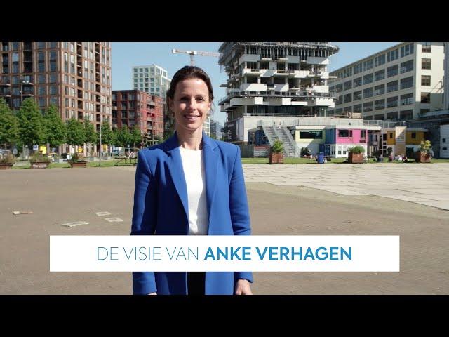 De visie van Anke Verhagen (Rabobank) | Transitieteam Circulaire Bouweconomie