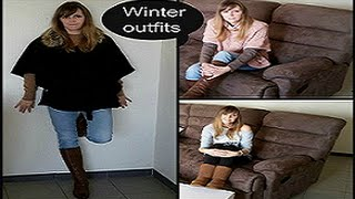Allthatfashion|Cute winter outfits 2016|Outfit ideas