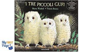 I Tre Piccoli Gufi - YouTube Video Per Bambini   Libri Letti Ad Alta Voce In Italiano