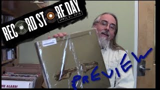 Record Store Day 2018 Preview