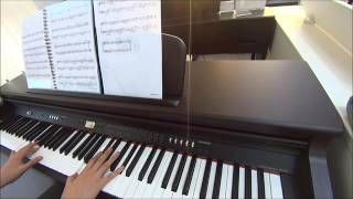 위종비 유리성 다이나톤 DPS-8H 디지털피아노 연주영…