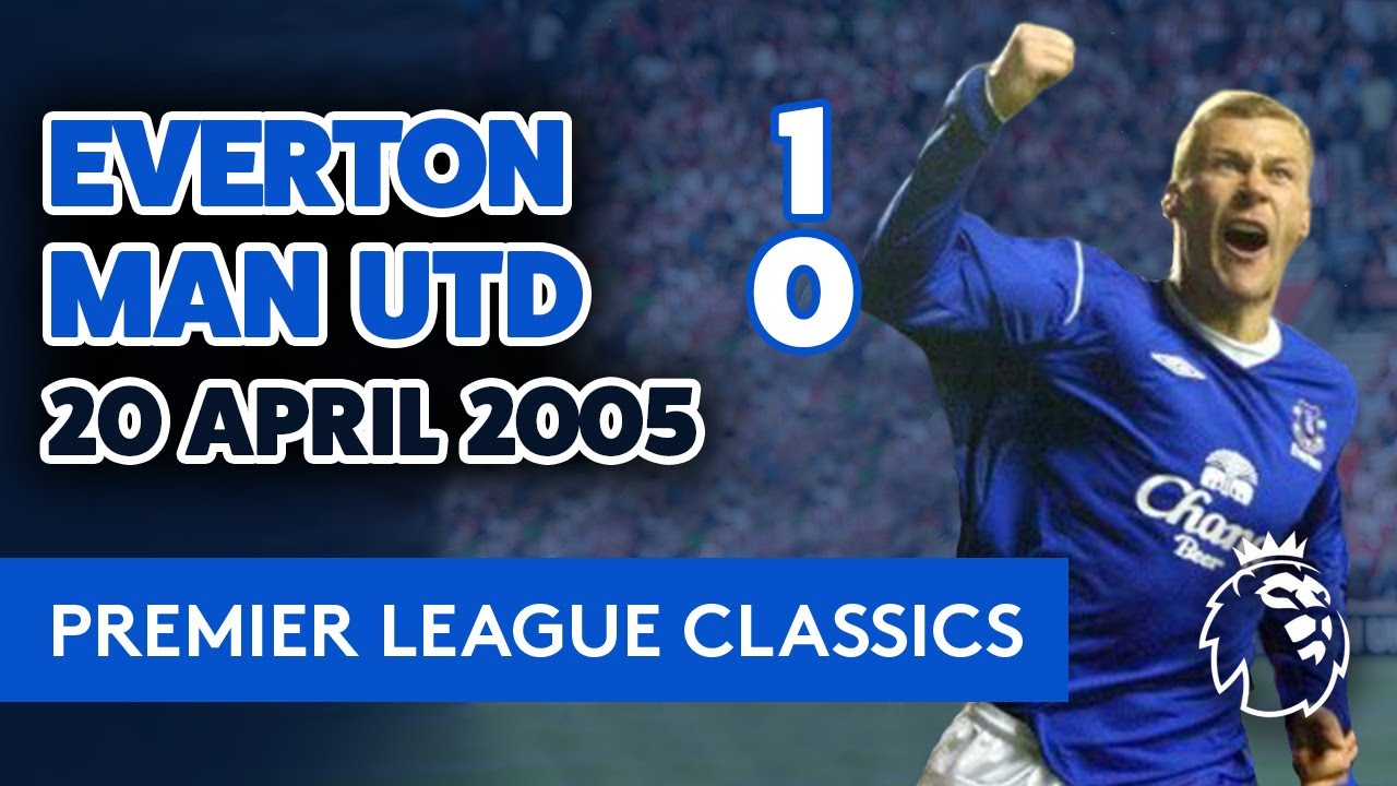 BIG DUNC STUNS MAN UNITED AGAIN! | EVERTON 1-0 MAN UNITED