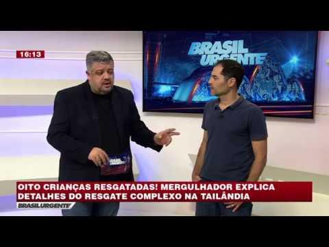 BRASIL URGENTE MINAS 09/07/2018
