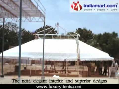 Luxury Tents Luxury Tents Manufacturer Luxury Tents Supplier Luxury Tents Trader - YouTube & Luxury Tents Luxury Tents Manufacturer Luxury Tents Supplier ...