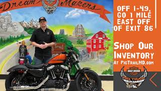 Pig Trail Harley Davidson - Stop by for a Test Ride TODAY!