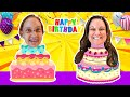 ANIVERSÁRIO SURPRESA da MAMÃE e MARIA CLARA | Happy Birthday Video Collection - MC Divertida