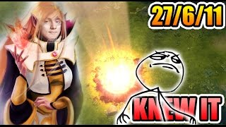 Miracle- Dota 2 - INVOKER Like a BOSS