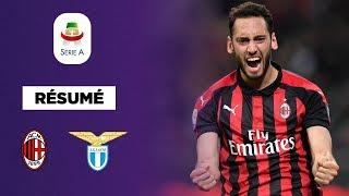 Résumé : L'AC Milan renoue avec le succès contre la Lazio !
