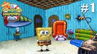 The SpongeBob SquarePants Movie - PC Walkthrough Gameplay PART 1
