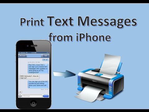 How to save text messages iphone 6