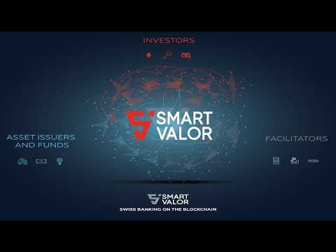 Swiss Finance in Transition from Offshore Banking to Crypto Finance | Smart Valor, ICO SUMMIT
