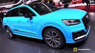 2019 Audi SQ2 - Exterior and Interior Walkaround - Debut at 2018 Paris Motor Show