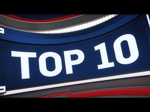 Top 10 Plays of the Night: November 11, 2017