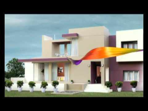 Asian Paints Corporate Ribbon Exterior 2013 Youtube
