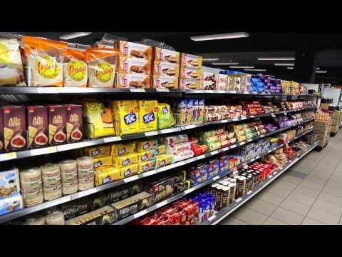 Groenland Ilulissat Supermarché / Greenland Ilulissat Supermarket