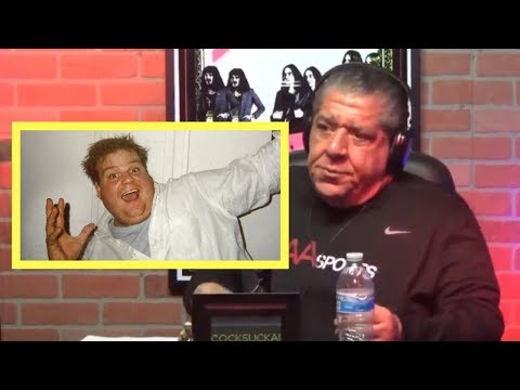 Joey Diaz - I Was So Sad the Last Time I Saw Chris Farley