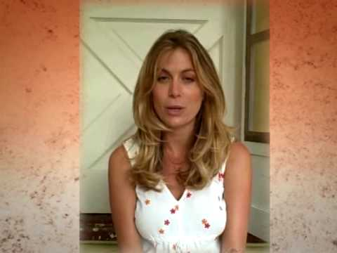 Sonya Walger - Vote in the Come Clean 4 Congo contest