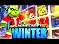 Lagu GRINCH hat UNS EINGESPERRT     Minecraft WINTER  02 Mp3