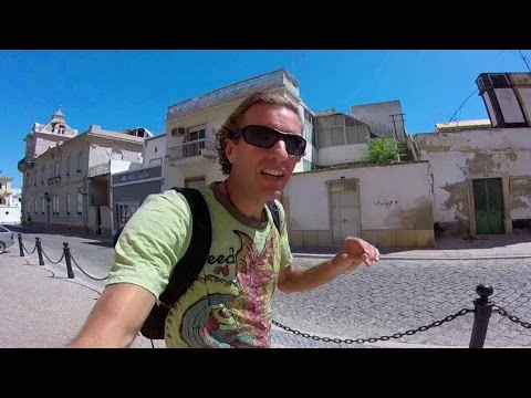 Exploring FARO, PORTUGAL: Walking Through the Old Town