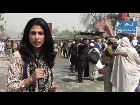 Pakistan Enforces New Border Crossing Regulation on Afghans