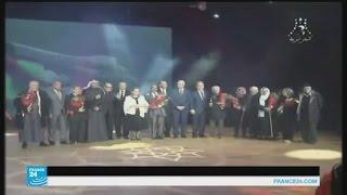 افتتاح الدورة التاسعة من مهرجان المسرح العربي في الجزائر