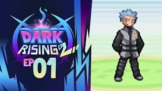 STILL HATE THIS GAME! | Pokemon Dark Rising 2 Nuzlocke w/ JayYTGamer: Episode #01