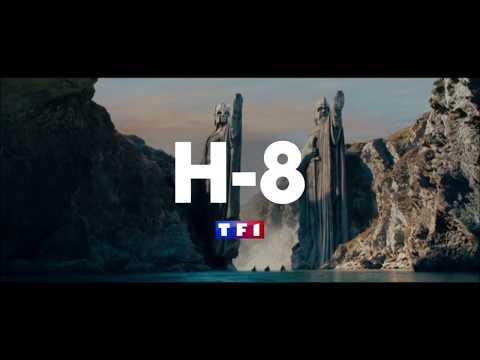 Vidéo Le seigneur des anneaux La communauté de l'anneau - BA (7) TF1
