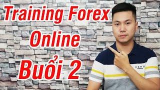 Training Forex Online (Buổi 2) Cách sử dụng CHN Daily | CHN PRO TRADING