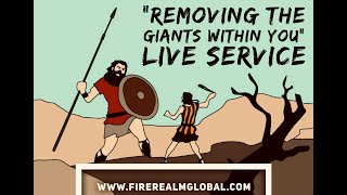 """""""Removing the giants within you"""" part 1.1"""