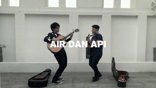 Air Dan Api - Naif ( Willy Anggawinata Cover + Lirik)