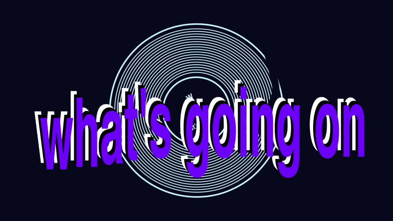 Download what's going on - Marvin Gaye tropical house (W remix)