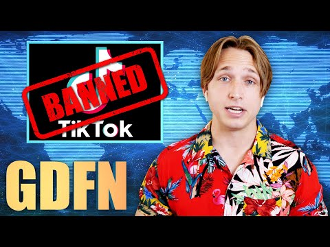 Smosh Hosts The News: TikTok Gets Banned?!