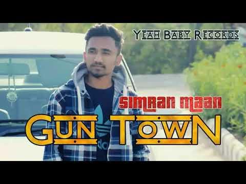 Guntown (Promo) ● Simran Maan ● Dope Peppz ● Yuvi Oshin ●  Latest Punjabi Songs 2018